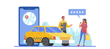 Benefits of Online Taxi Booking Application