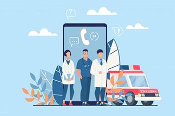On-Demand Ambulance App