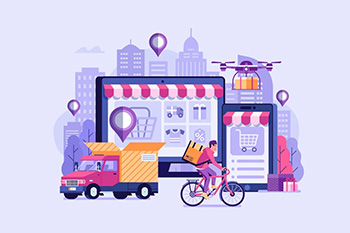 On-Demand App Courier