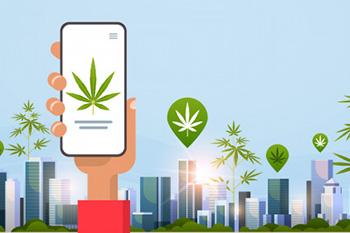 On-Demand Cannabis App