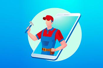 On-Demand Carpenter App
