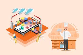 On-Demand Cook App