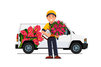 On-Demand Flowers Delivery App