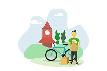On-Demand Grocery App