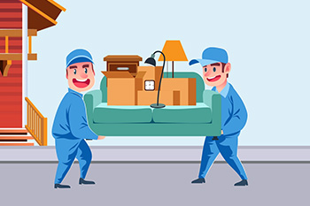 On-Demand Packers & Movers App