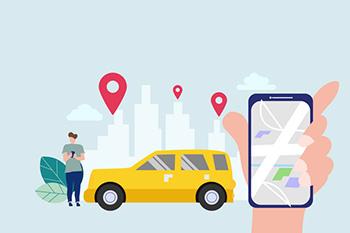 On-Demand Ride Sharing App