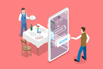 On-Demand Table Booking App
