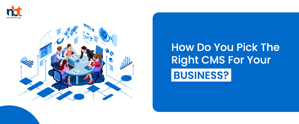 How Do You Pick The Right CMS For Your Business?