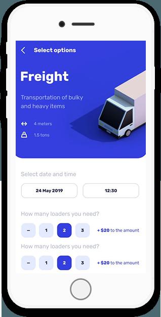 logistics-app