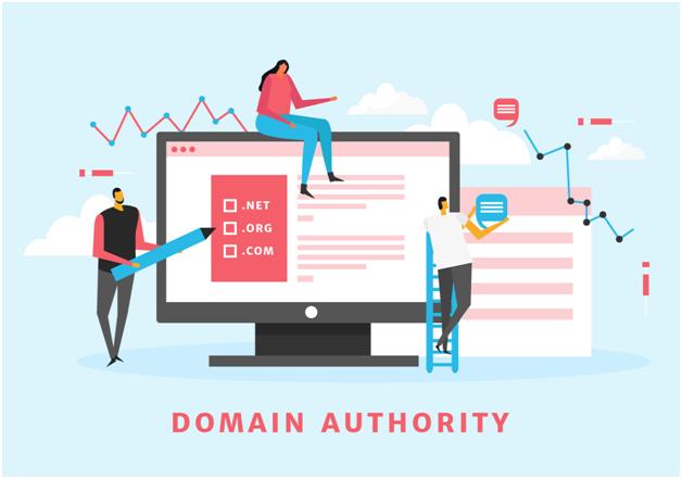 Domain Authority DA