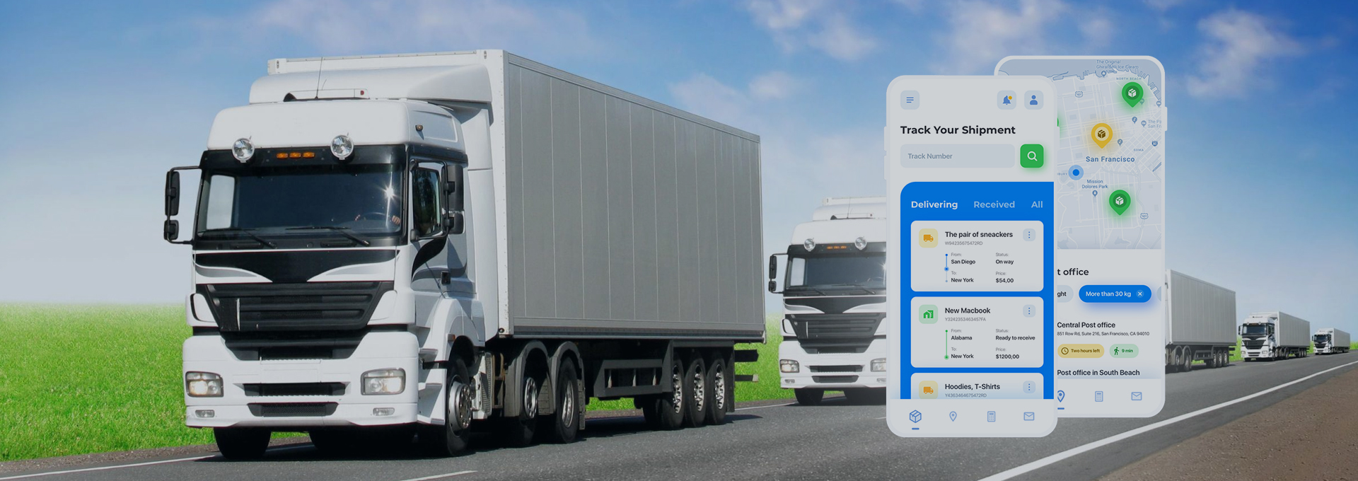 Goods-transporter (logistics) app Development-banner-2