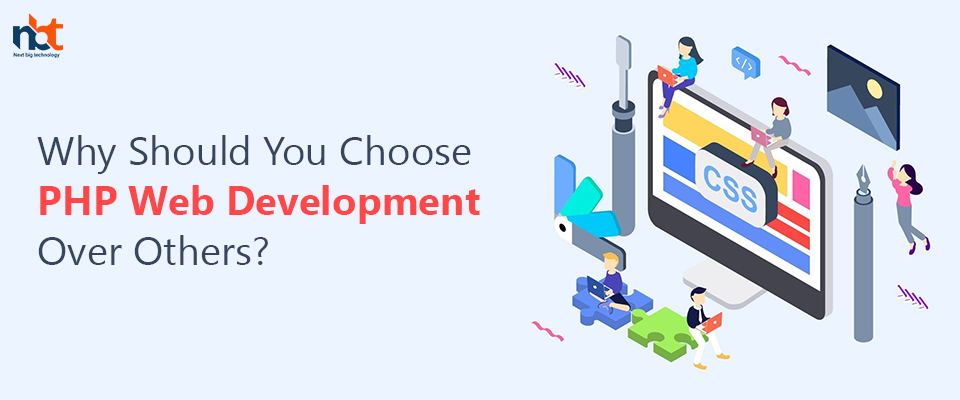Why Should You Choose PHP Web Development Over Others?