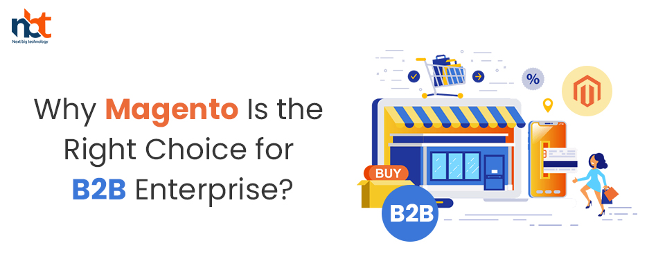 Why Magento Is the Right Choice for B2B Enterprise?