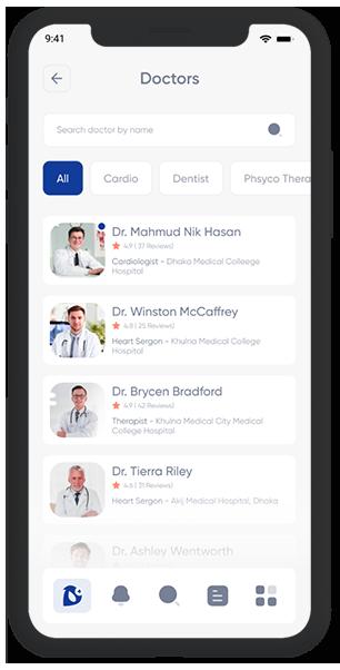 Telemedicine App-screen-01
