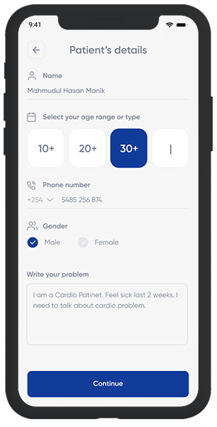 Telemedicine App-screen-03