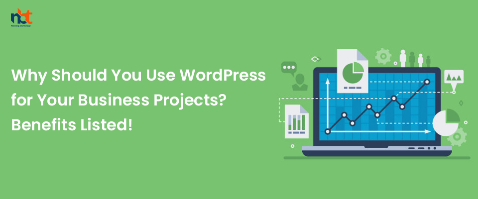 Why Should You Use WordPress for Your Business Projects?