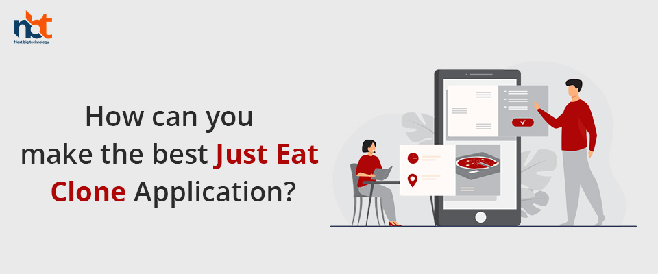 How can you make the best Just Eat Clone Application