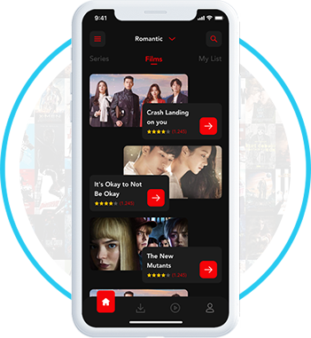 On-Demand Video Streaming App-banner-img