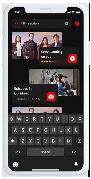 On-Demand Video Streaming App-screen-2
