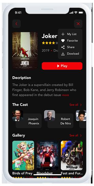 On-Demand Video Streaming App-screen-3