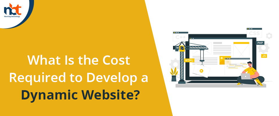 What Is the Cost Required to Develop a Dynamic Website?