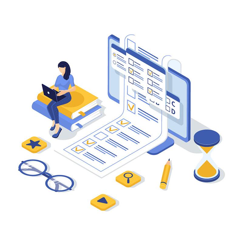 Online Exam Software & App Development