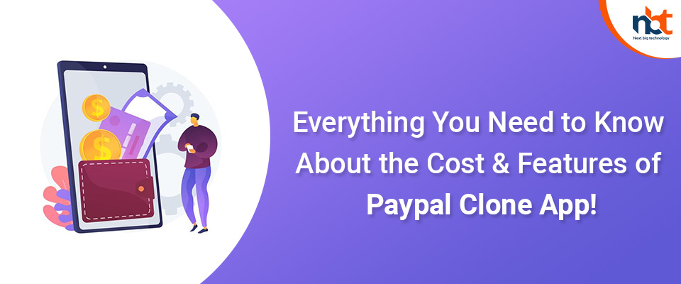 PayPal is one of the main contestants in the P2P market and today it is the in the space. Numerous mobile app development companies today across the globe are utilizing PayPal as their installment specialist co-op. There are a couple of unmistakable highlights that set PayPal apart from its partners. For instance, PayPal remarkably proceeds as a shipper account just as an installment entryway. What's more, despite the fact that there is no arrangement charge included, buyers executing on the application should bear a help and exchange expense. Subsequently, there could be no more excellent time than now to make a PayPal application clone. Fundamental Features of the App Coming up next are the rundown of prescribed highlights that you need to incorporate while making a PayPal application clone. 1. Client Digital Wallet Your P2P application should oblige an advanced wallet space where your clients can store their card information. 2. Send & Request Money This is a basic enough component where clients will actually want to send or demand assets from different clients on a similar stage. 3. Send Bills or Invoices Clients will actually want to utilize the camera on their cell phones or tablets to examine bills and solicitations and offer with different clients. 4. Message pop-ups Message pop-ups ought to be conveyed using a credit card and charge of assets. 5. Special ID/OTP To make any monetary exchange by means of the P2P application, the client should have the option to check and affirm their interesting ID and OTP. 6. Move to a Bank Account The application ought to be created with a component that will empower the client to move finances on a similar stage as well as to a financial balance or card. 7. Track Payments & Check History Clients should have the option to follow their monetary history – got and sent installments, dates, and right time on the application. 8. Chat If the clients wish to look for explanation concerning installment, presenting a visit highlight