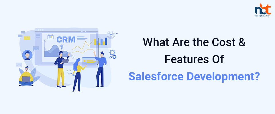 What Are the Cost & Features Of Salesforce Development