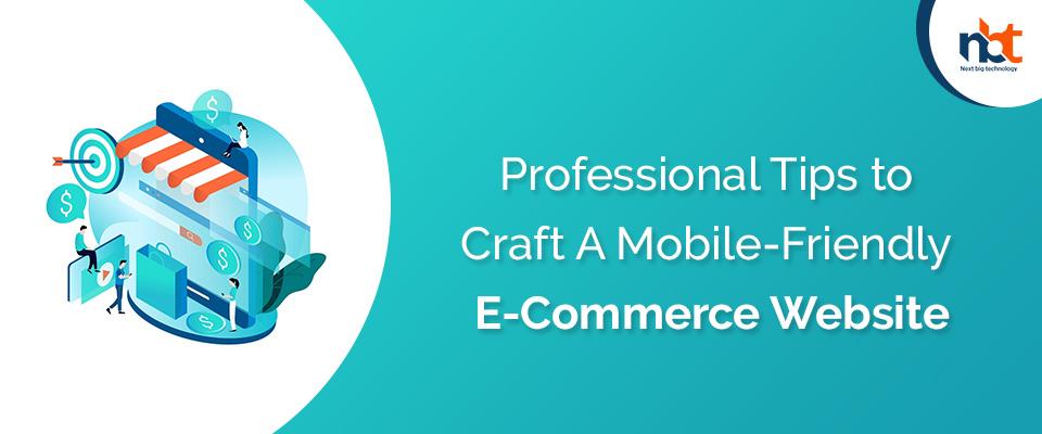 Mobile-Friendly E-Commerce Website