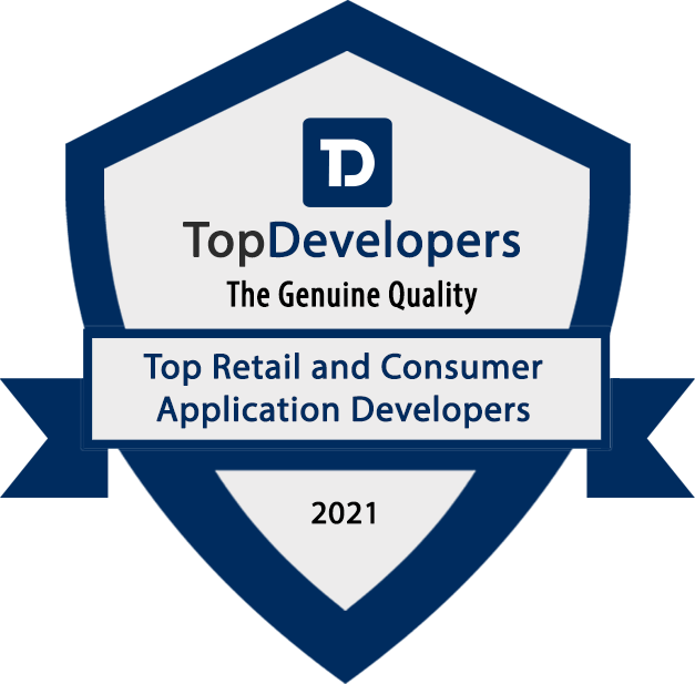 Next Big Technology declared as a Top Retail and Consumer Application Development Company of 2021