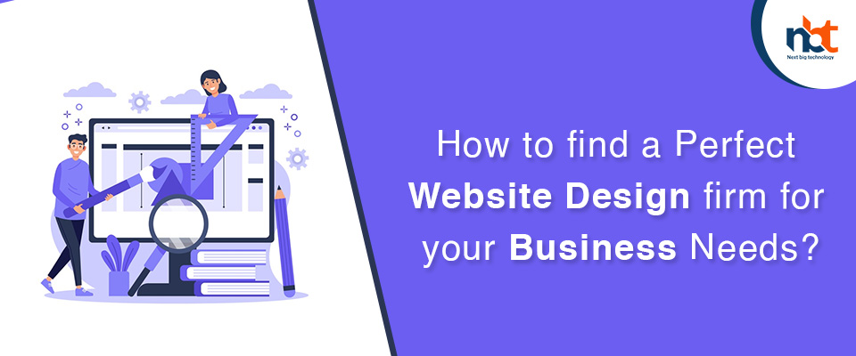 How to find a Perfect Website Design firm for your Business Needs?