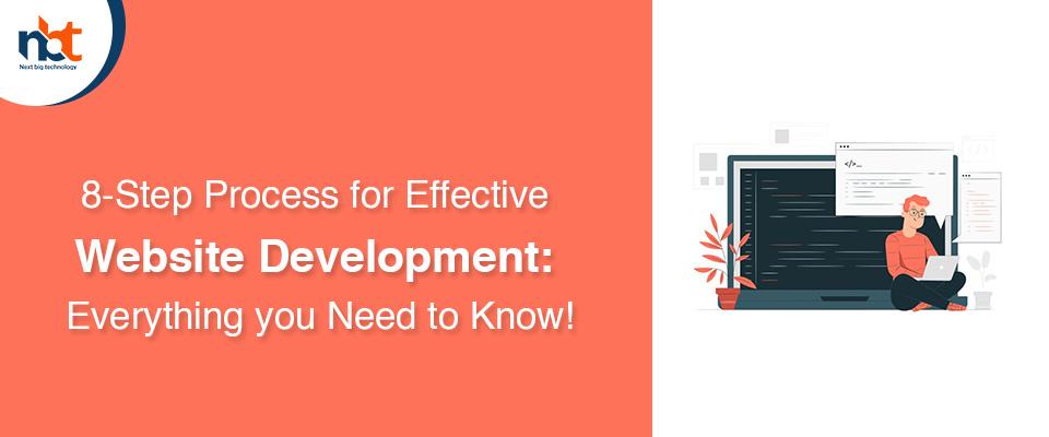 Effective website development