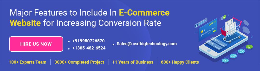e-commerce website development company ad