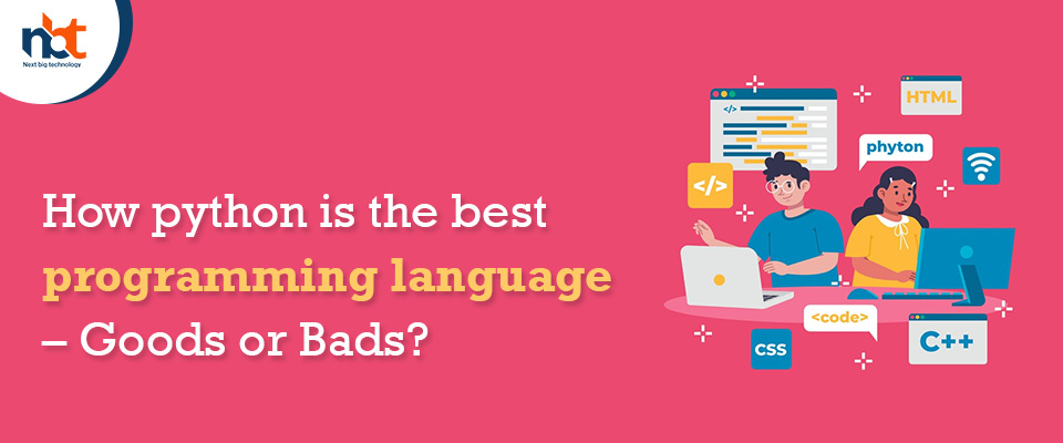 How python is the best programming language – Goods or Bads?
