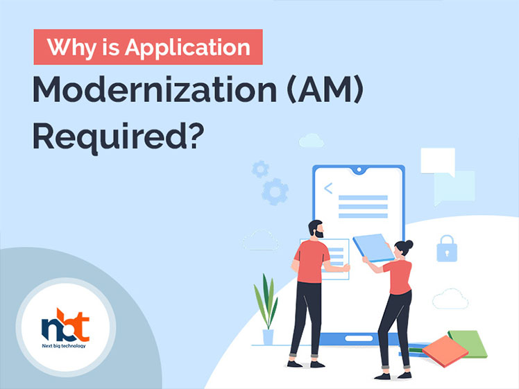 Why is Application Modernization (AM) Required?