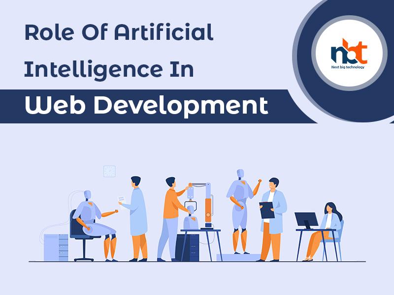 Role Of Artificial Intelligence In Web Development