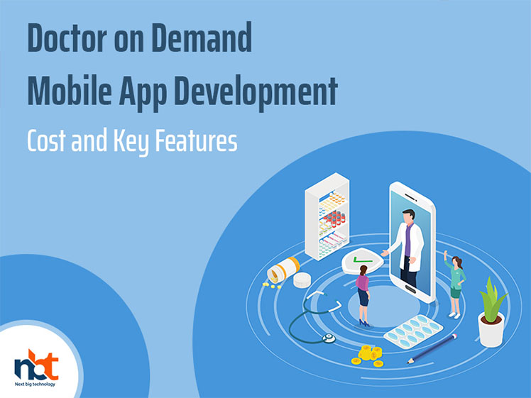 Doctor on Demand Mobile App Development Cost and Key Features