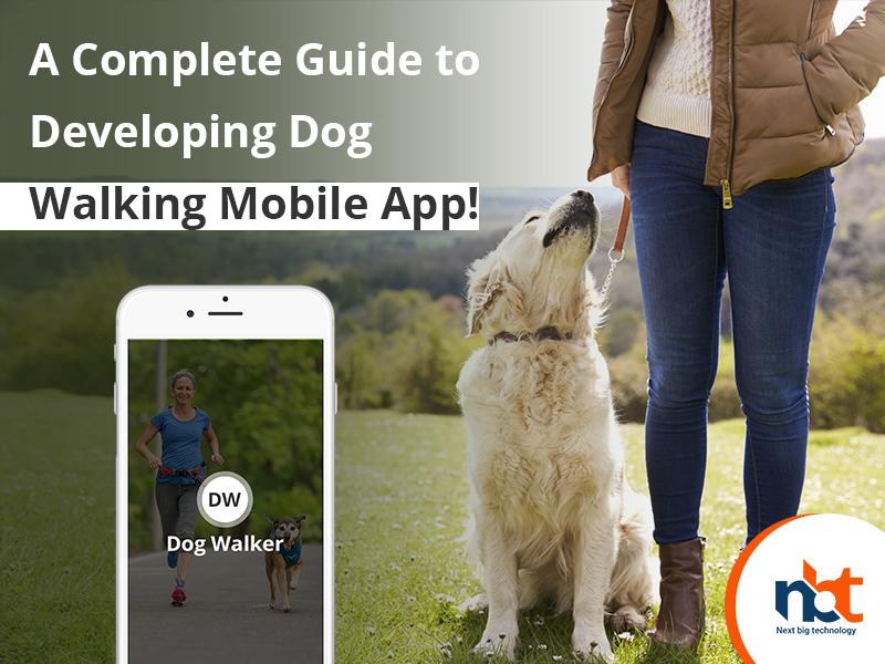 A Complete Guide to Developing Dog Walking Mobile App!
