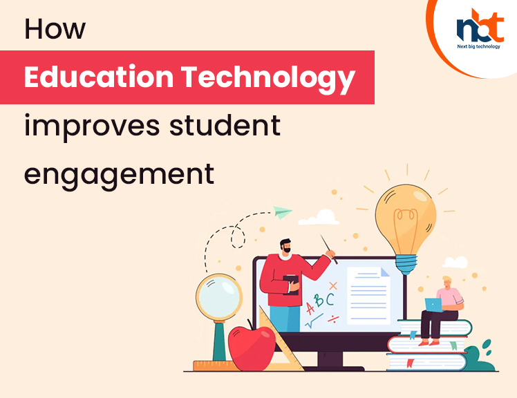 How education technology improves student engagement