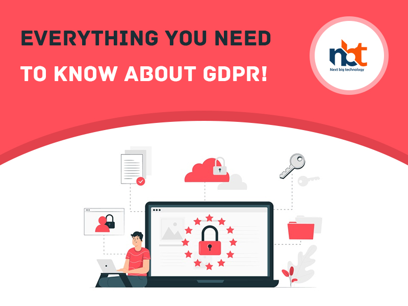 Everything You Need to Know About GDPR!