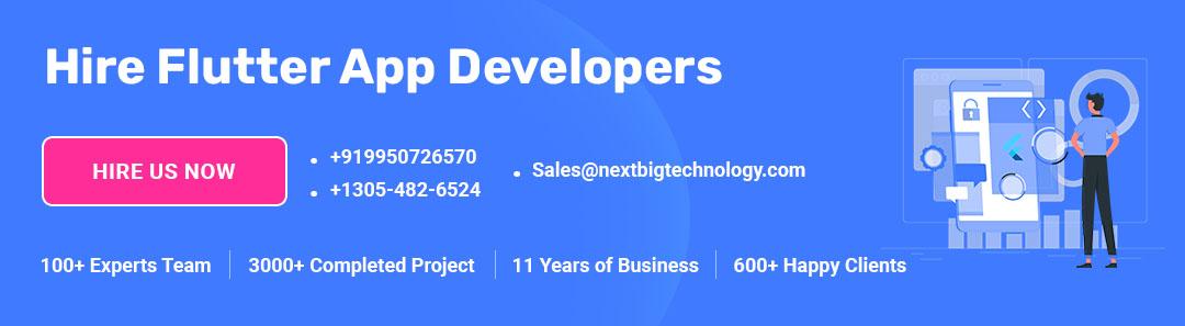 Hire Flutter App Developers-banner