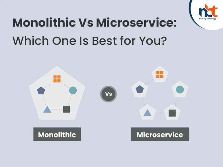 Monolithic Vs. Microservice: Which One Is Best for You?