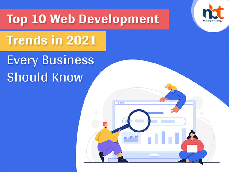 Top 10 Web Development Trends in 2021 Every Business Should Know