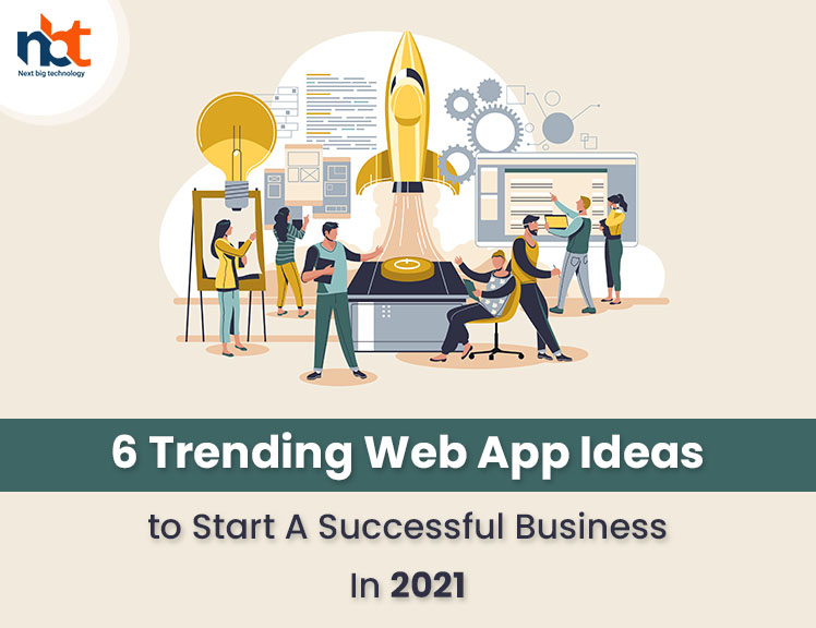 6 Trending Web App Ideas to Start A Successful Business In 2021