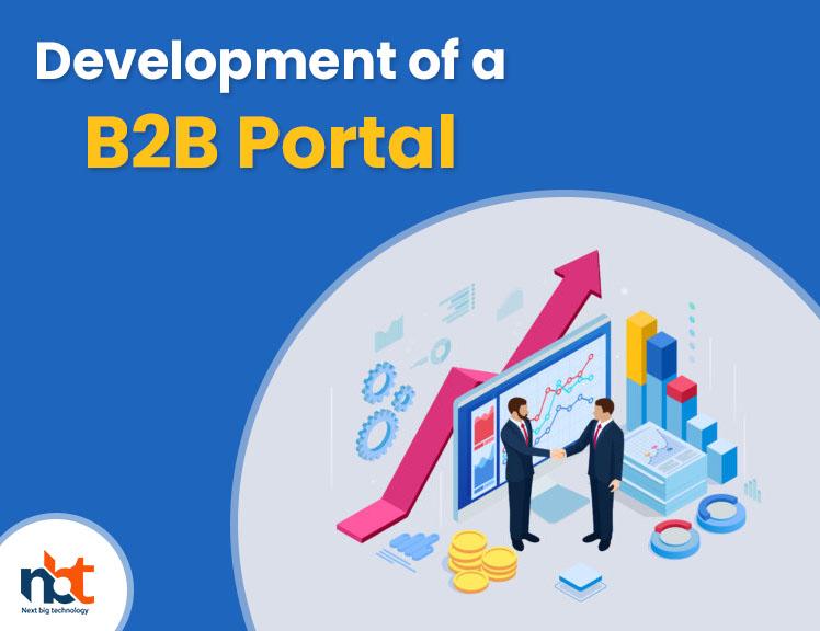 Development of a B2B Portal