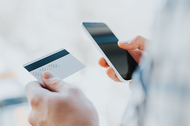Credit and Debit Card