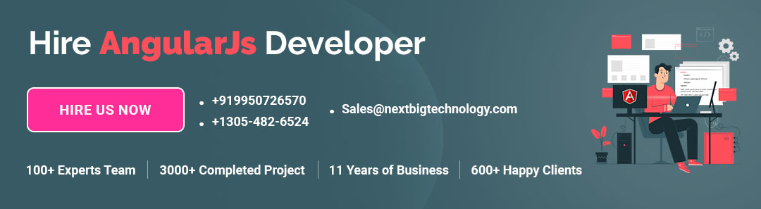 Hire AngularJs Developer