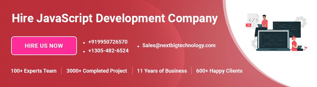 Hire JavaScript Development Company-banner