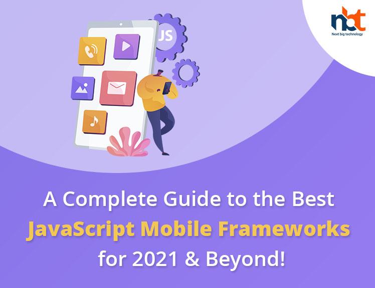 JavaScript Mobile Frameworks