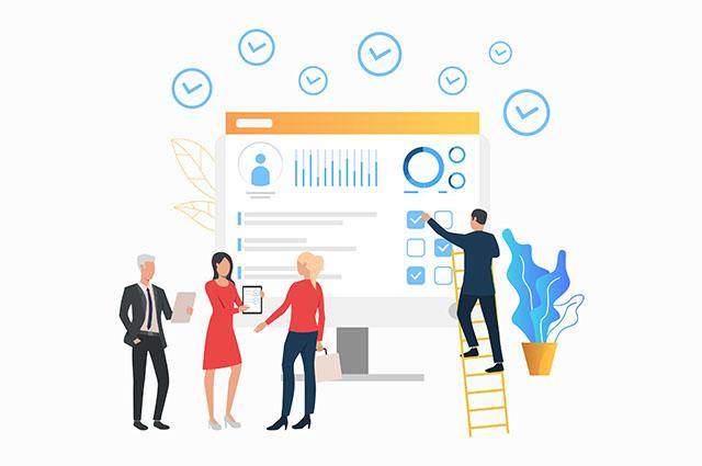 Management Web App